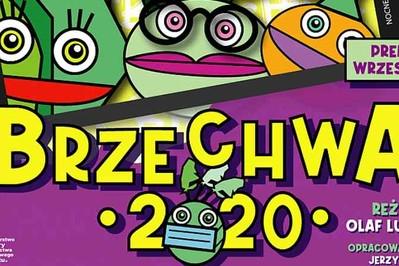 """NOWOŚĆ w Teatrze Capitol! Zapraszamy na spektakl """"BRZECHWA 2020"""""""