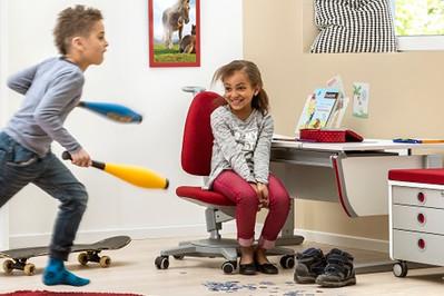 Redakcja testuje: sprawdzamy biurka dla dzieci