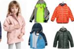 Na słońce i deszcz - kurtki dla dzieci na jesień. PRZEGLĄD!